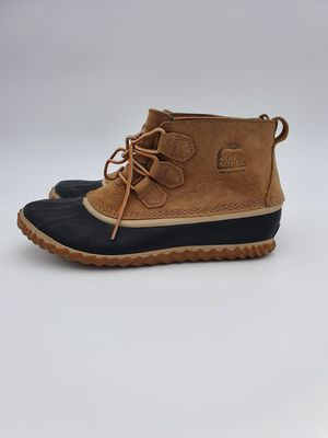 Sorel Women's Out N About Waterproof Duck Boots Size 9.5 for Sale in Waxahachie, TX