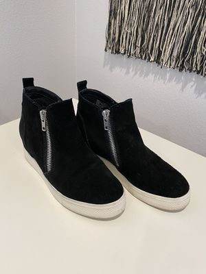Steve Madden Black Boot Heels for Sale in Newport Beach, CA