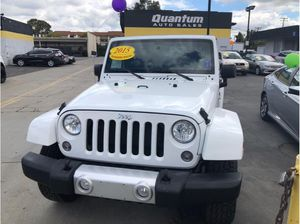 2015 Jeep Wrangler Unlimited for Sale in Escondido, CA