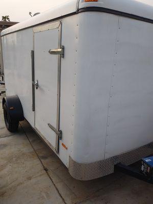 12x6 enclosed trailer for Sale in Glendale, AZ