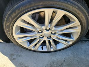 2018 Cadillac Wheels ONLY for Sale in Columbia, SC
