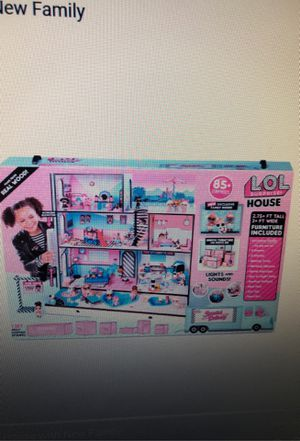 Lol doll house for Sale in Kissimmee, FL