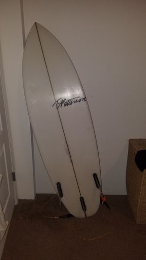 5'8 tim patterson surfboard for Sale in Grand Terrace, CA