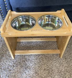 Raised Pet Bowl for Sale in Fresno,  CA