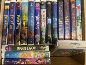 VHS for Sale in Rosharon, TX