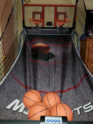 Indoor basketball hoop for Sale in West Valley City, UT