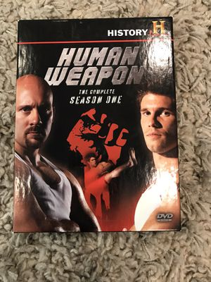 History Channel: Human Weapon - The Complete Season 1 for Sale in Palos Verdes Peninsula, CA