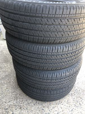 Set of 4 Bridgestone tires 205/65R15 for Sale in Sterling, VA