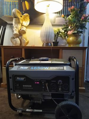 Generador nuevo 4650 watts nuevo for Sale in Jurupa Valley, CA