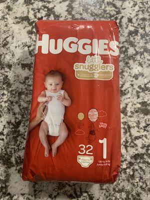 Diapers huggies for Sale in Phoenix, AZ
