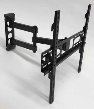 New in box 22 to 55 inches swivel full motion tv television wall mount bracket flat screen monitor 90 lbs capacity for Sale in Los Angeles, CA