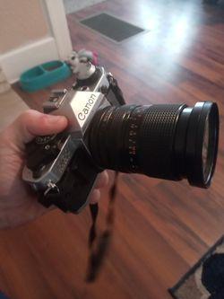 Cannon Ae-1 Film Camera for Sale in Wichita,  KS