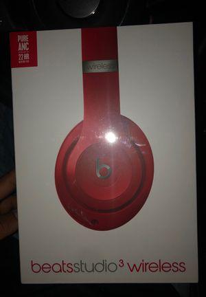 Beats studio 3 wireless for Sale in Bloomingdale, IL