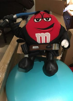M & M Star Wars collectible stuffed toy for Sale in Fairfax, VA