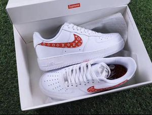 Supreme x LV x Nike Air Force Shoes for Sale in Los Angeles, CA