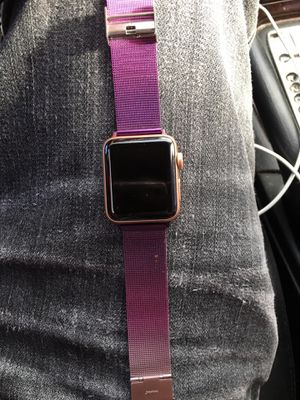 GPS Apple Watch series 3!! for Sale in San Jose, CA