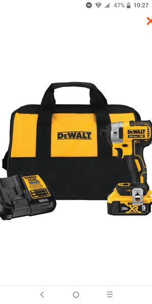 DeWalt Impact Drill for Sale in Tacoma, WA