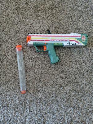 Nerf rival star wars gun rare $20 working for Sale in Aurora, CO