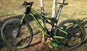 Cannondale Carbon FS Enduro Trail bike for Sale in Brooklyn, NY