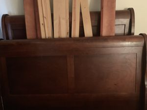 sleigh bed frame for Sale in Ravenna, OH