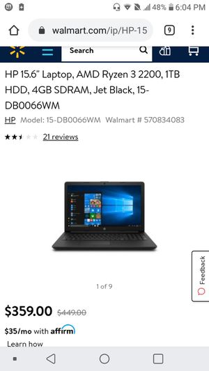 BRAND NEW HP Pavilion laptop for Sale in Vancouver, WA