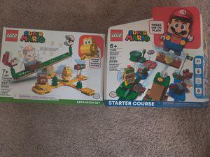 Lego Mario Bundle for Sale in Chandler, AZ