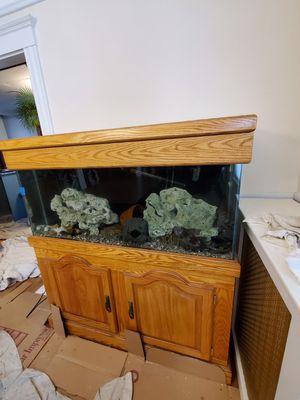 55 gal Aquarium for Sale in Saugus, MA