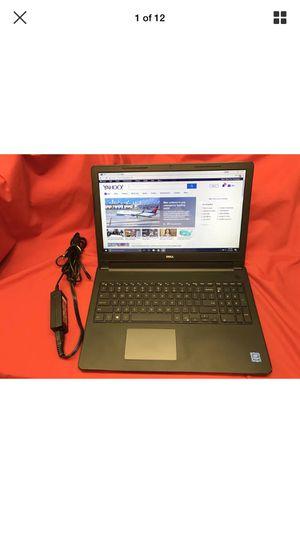 Dell Inspiron 15.6 window 10 laptop 4gb ran 500gb hard drive for Sale in Saint Joseph, MO
