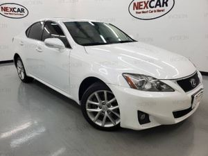 2011 Lexus IS 250 for Sale in Spring, TX