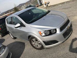 2012 chevy sonic turbo 5 speed for Sale in Reading, PA