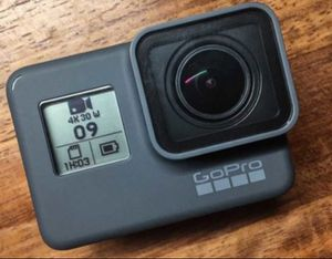 Gopro Hero Black 5 with battery and cable. for Sale in Lawrence, MA