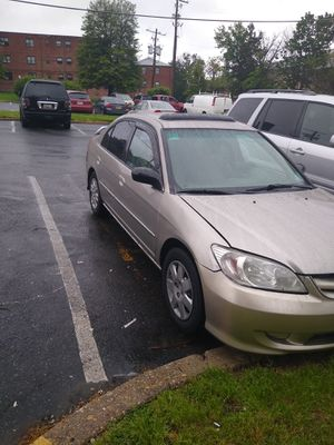 Honda civic 2004 for Sale in Adelphi, MD
