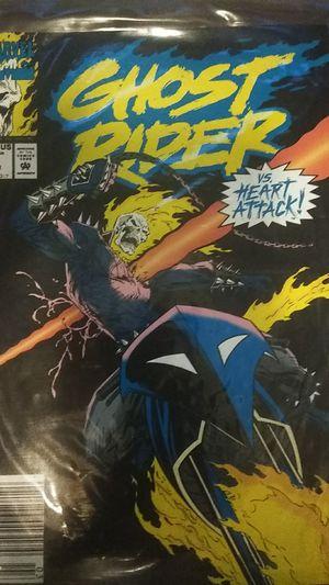 Ghost Rider marvel comics for Sale in Jacksonville, FL