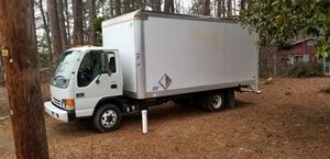 2005 Chevy box truck 4 cylinder turbo diesel automatic 221k mea for Sale in Durham, NC