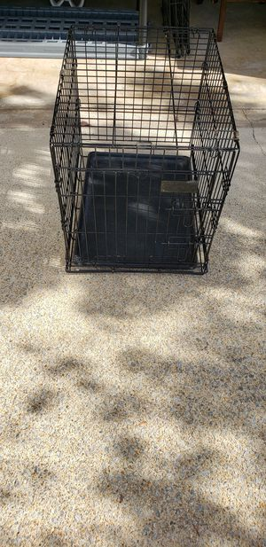 Small Folding Kennel/Crate with Tray for Sale in Virginia Beach, VA