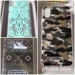 🧙🏻♀️🧙🏻♀️$12 NEW IPHONE 8 and X CASE for Sale in Rialto, CA