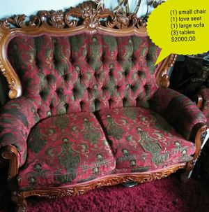Antique furniture (red) for Sale in Los Angeles, CA