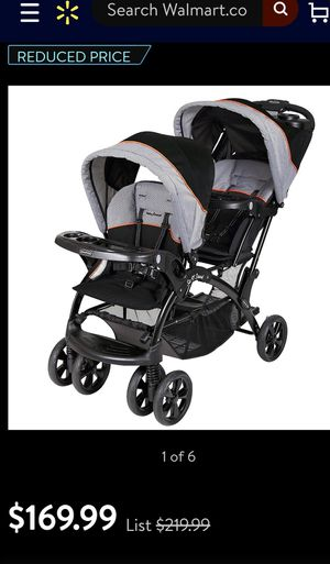 Stroller Double for Sale in Winter Haven, FL