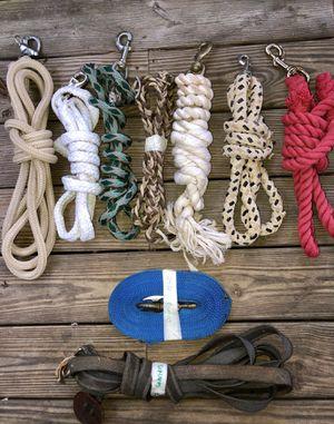 Horse Lead Ropes for Sale in Campobello, SC