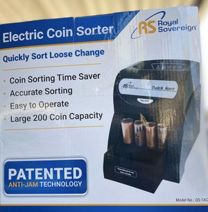 Electric Coin Sorter for Sale in Los Angeles, CA