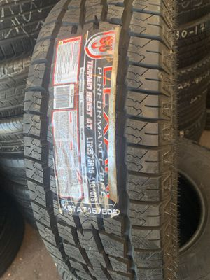 23575r15 set of 4 new tires for Sale in Glendale, AZ