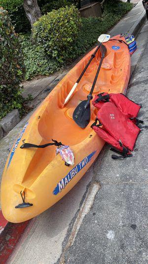 2015 Malibu II ocean kayak for Sale in San Diego, CA