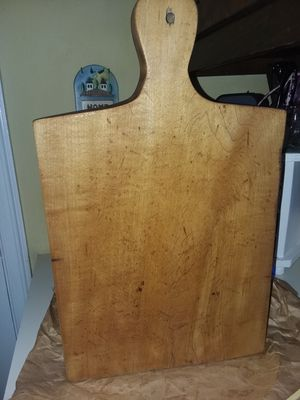 Huge, Thick, Wood Cutting Board for Sale in Berlin, CT