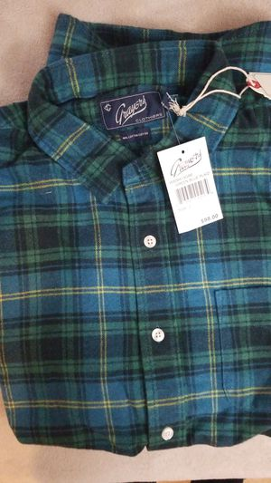 Grayers plaid shirt for Sale in Centreville, VA