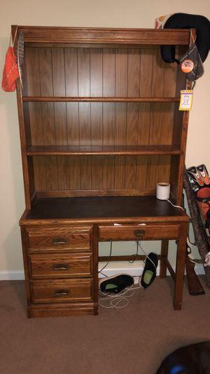 Wooden desk for Sale in Statesboro, GA