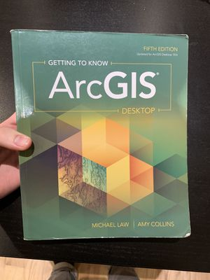 ArcGIS Instruction Textbook for Sale in New York, NY