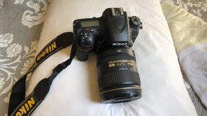 Nikon - D750 DSLR Camera with AF-S NIKKOR 24-120mm f/4G ED VR Lens - Black Model: 1549SKU: 8753767 for Sale in Rancho Cordova, CA