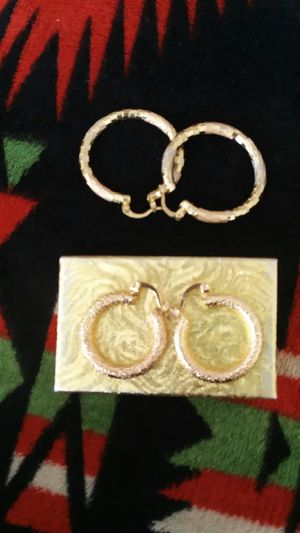 10 K Gold Earrings for Sale in Queens, NY