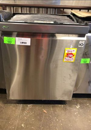 💲LG Top Control Dishwasher Stainless Steel HL8Q for Sale in West Covina, CA