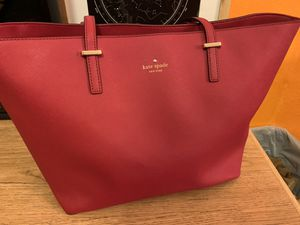 Red Red Kate Spade Tote for Sale in San Leandro, CA